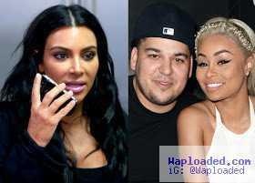 What Kim Kardashian told North West about Rob Kardashian & Blac Chyna